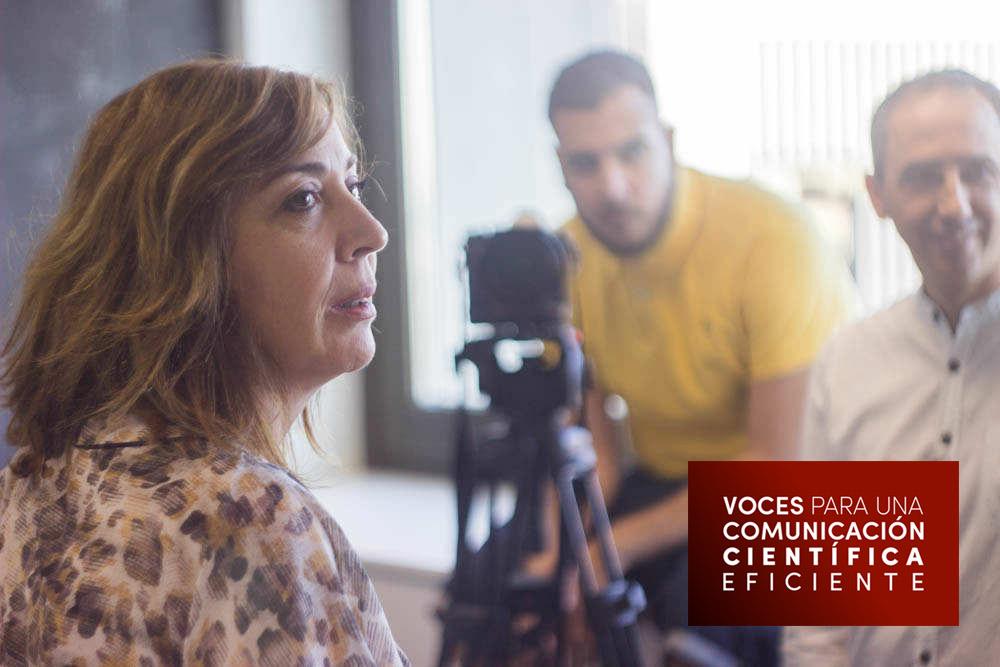 Entrevista a Almudena Agüero Prieto.