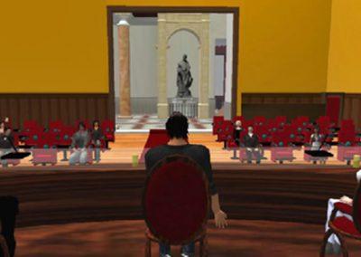 1ª Jornada de Comunicación Digital: Mundos 3D