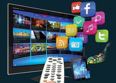 4ª Jornada Comunicación Digital: Televisión Conectada
