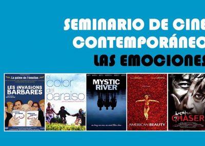 4ª Edición del Seminario de Cine Contemporáneo: las Emociones