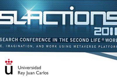 Congreso Internacional Slactions 2011 en la URJC