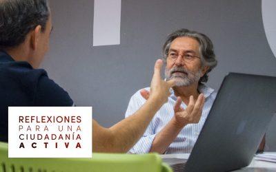 Antonio Rubio: La transparencia empieza por la formación