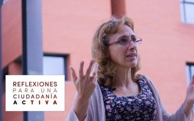 Sonia Castro: Hay que abordar a los estudiantes a través de la formación, y hacerlo en todas las etapas
