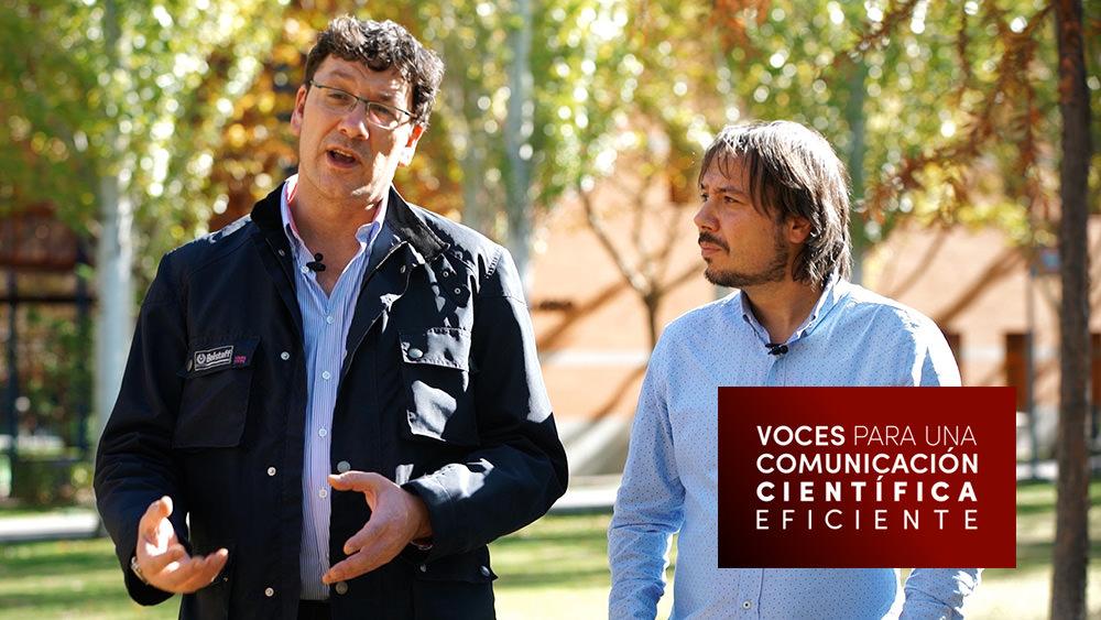 Voces: Francisco José García Gómez y José Luis Carreño
