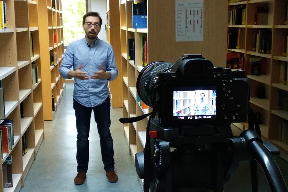 Escuela de Periodismo y Comunicación de Unidad Editorial.