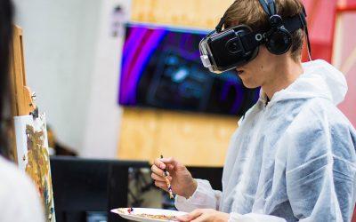 La realidad virtual para comunicar ciencia a través de la inmersión