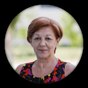 Retrato de Ángeles Fernándes Martínez