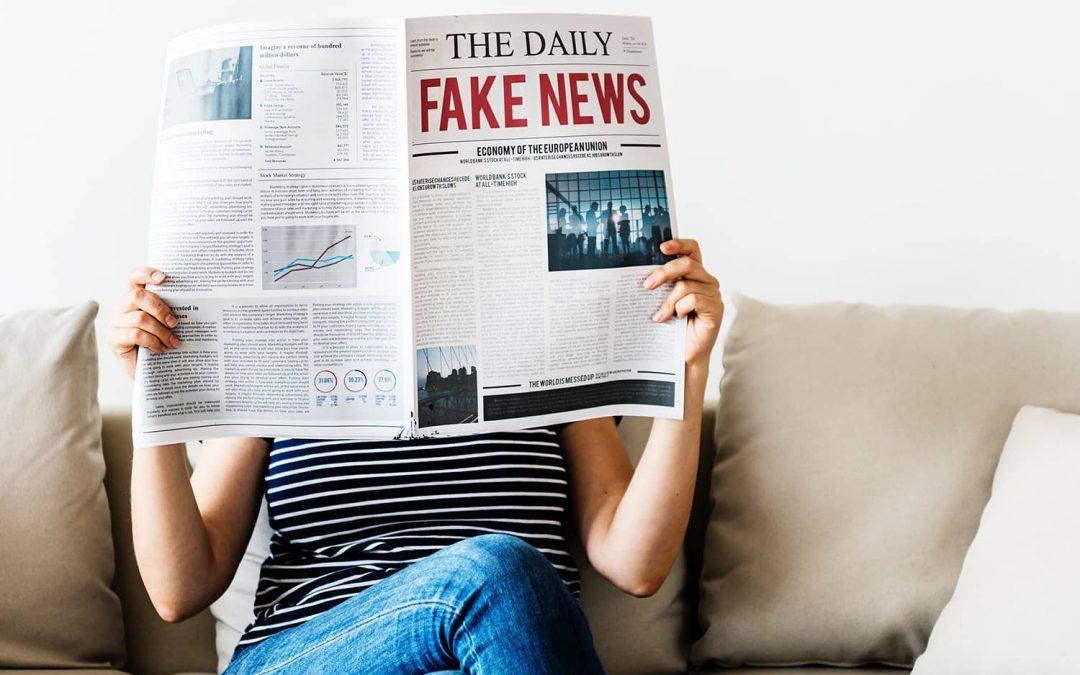 ¡Dejándonos seducir por el canto de las Fake News o falsas noticias!