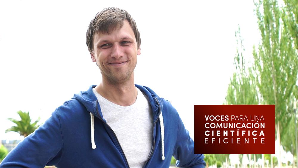 Entrevista voces a Andrius SUminas